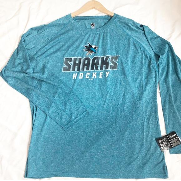 NFL Other - NHL Shop Sharks 🦈 L/S